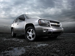 Фото Chevrolet TrailBlazer